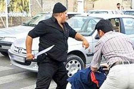 جزئیات درگیری اراذل و اوباش در قیطریه تهران