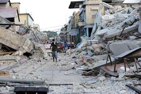 روایت زوال پس از زلزله