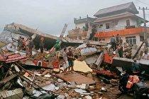 ۳۴ کشته در پی وقوع زلزله در اندونزی