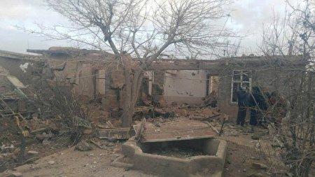 نشت گاز به ۲۵ واحد مسکونی و تجاری دیهوک خسارت زد