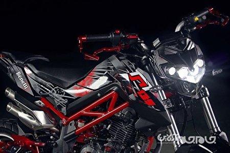 بررسی موتورسیکلت بنلی TNT 135؛ ریزنقش و مغرور+عکس