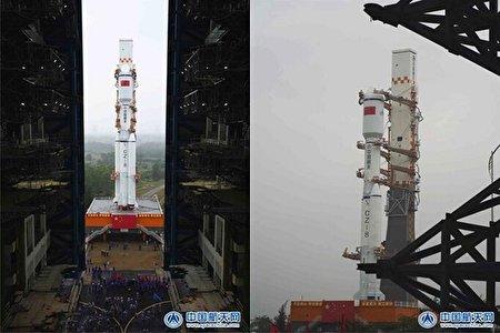 چین فضاپیمای جدید خود با قابلیت استفاده مجدد را به فضا پرتاب کرد