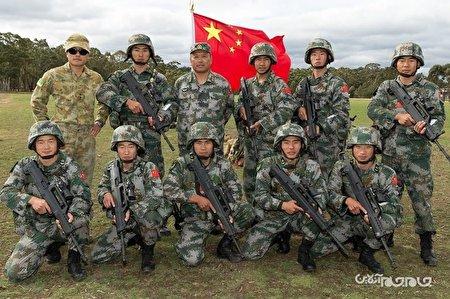 آشنایی مختصر با نیروهای عملیات ویژه ارتش چین+عکس
