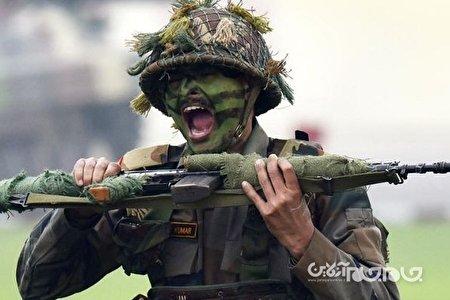 تصاویری از خاص ترین نیروهای نظامی جهان؛ قسمت دوم+عکس