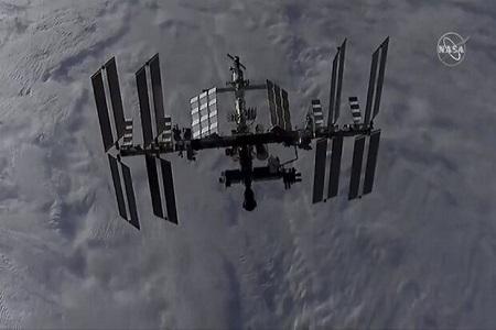 انتقال فضانورد آمریکایی به ایستگاه فضایی توسط روسیه