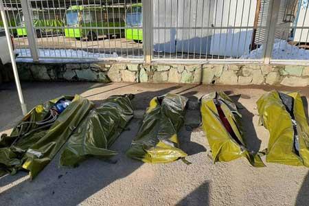 اسامی جانباختگان حادثه توچال اعلام شد