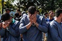 ۴۰ نفر از اوباش مشهد دستگیر شدند