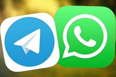اکنون میتوانید چتهای واتساپ را به تلگرام منتقل کنید