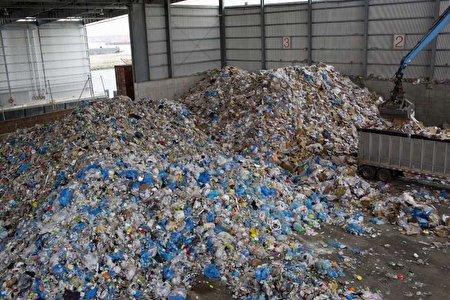 کشف جسد میان زباله های بازیافتی