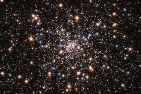 مجموعهای از سیاه چالههای کوچک توسط تلسکوپ هابل کشف شد