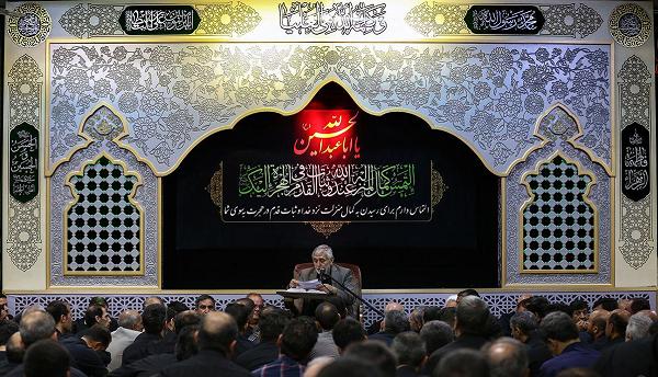 جانمایی احتمالی جلسات مداحان مطرح تهران در محرم