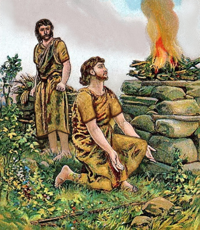 داستان هابیل و قابیل در قرآن