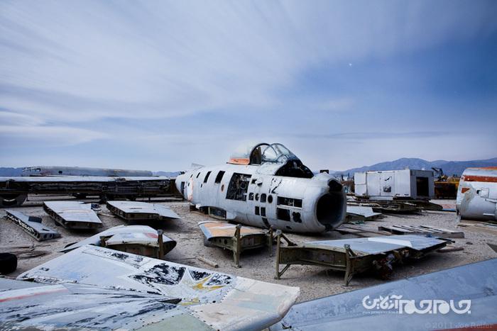 آشنایی با قلب هوانوردی جهان+عکس