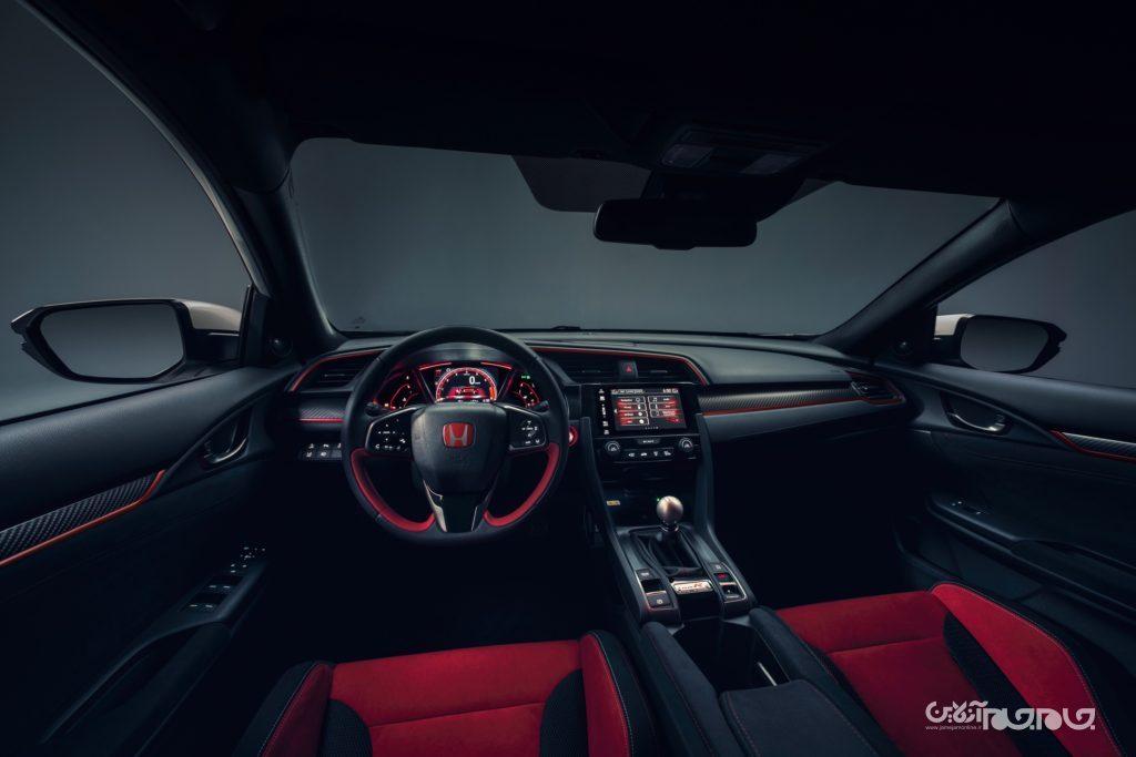هوندا از نسخه جدید خودرو Civic در سرویس استریمینگ Twitch رونمایی کرد+عکس
