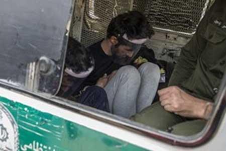 « پنچری» ترفند سارقان زورگیر اتوبان شهید کاظمی تهران