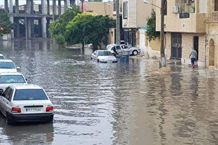 سیل در بوشهر و هرمزگان  ۷ قربانی گرفت