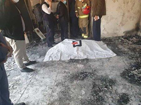 حادثه نشت گاز علت انفجار در چهاردانگه / شش نفر فوت شدند