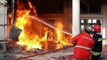 حادثه آتش سوزی هولناک یک باغ شخصی در تهران | ۶ جسد کشف شد، اما قابل شناسایی نیستند