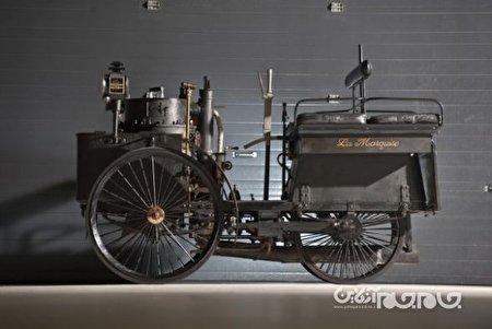 قدیمی ترین اتومبیل جهان با ۱۲۵ سال سن، اما هنوز سرحال و در حال حرکت+عکس