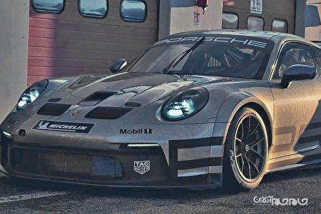 معرفی نسل جدید پورشه 911GT3 کاپ+عکس