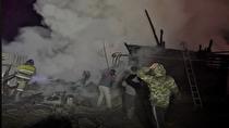 11 کشته در حادثه حریق در یک خانه سالمندان در روسیه