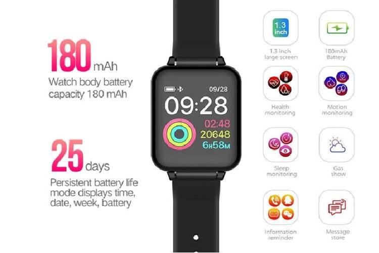 ساعت هوشمندی 40 دلاری با قابلیتهای بسیار جذاب و کارآمد