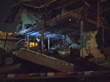 سه تن کشته و چهار نفر مصدوم در پی حادثه انفجار گاز در منزل مسکونی پاکدشت
