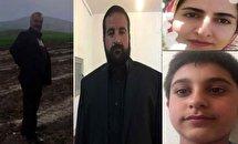 قتل عام ۵ عضو یک خانواده در تویسرکان/تصاویری از قربانیان
