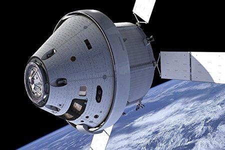ورود شبیه ساز فضاپیما Orion به ناسا