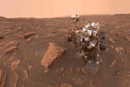 دانشمند ایرانی شواهد «ابرسیل» را در مریخ نشان داد