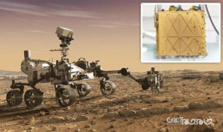 تبدیل دی اکسیدکربن مریخ به اکسیژن توسط مریخ نورد استقامت+عکس