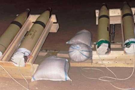 عملیات شلیک موشک در عراق خنثی شد