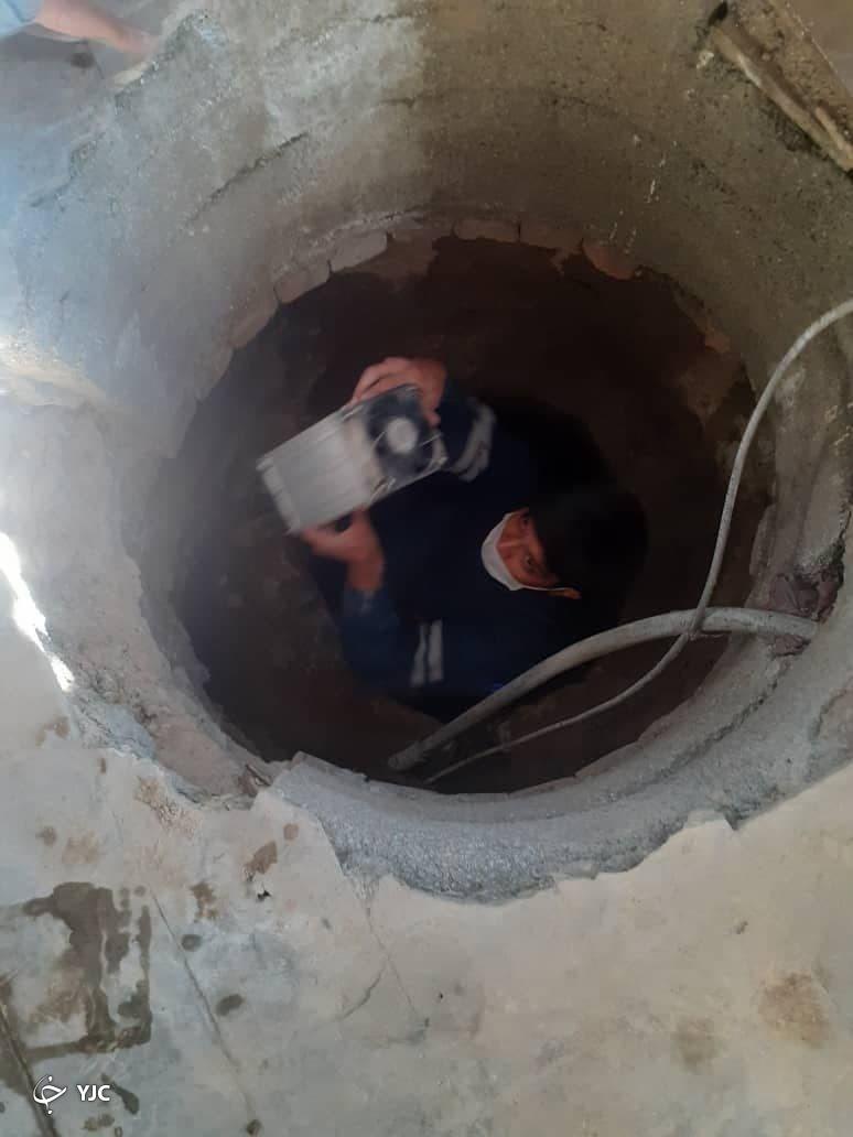 کشف ۱۸ ماینر غیرمجاز از درون یک چاه در کهریزک (+عکس و فیلم)